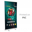 "47"" w x 82"" h Retractable Banner & Stand"