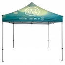 10' Deluxe Canopy and Frame-Dye Sub