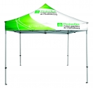 10' Transporter Canopy and Frame - Dye Sub